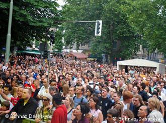 جشنواره موسیقی بوخوم توتال (Bochum Total)
