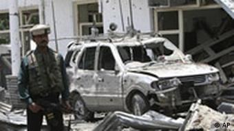 Attack on the Indian embassy in Kabul