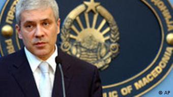 Präsident Boris Tadic