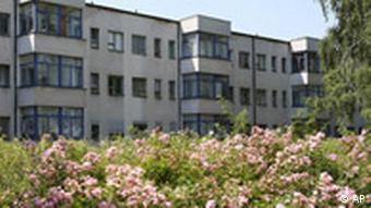 Weisse Stadt im Bezirk Reinickendorf von Berlin UNESCO