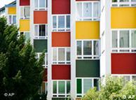 Edifício projetado por Hans Scharoun na Siemensstadt