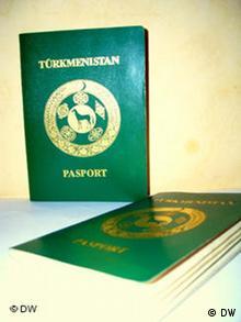 Паспорта Туркмении
