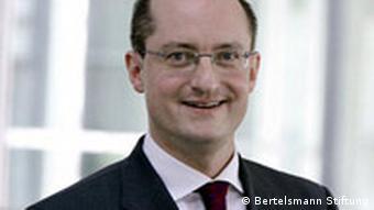 Porträt: Dr. Martin Rieger