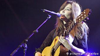 Französische Webseite lexpress.fr: Sängerin Carla Bruni mit Nicolas Sarkozy liiert