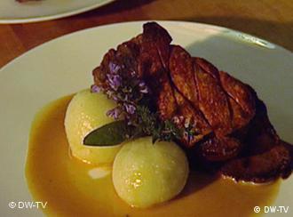 Лейпцигский ресторан без цен