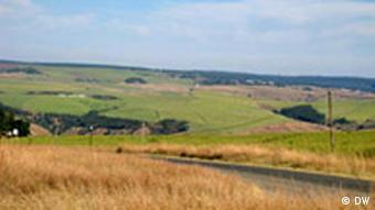 Ländereien von Ithuba, Foto: Bölinger/ DW