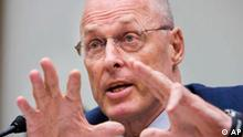US-Finanzminister Henry Paulson