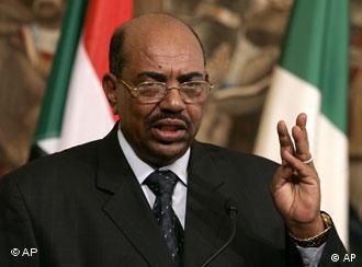 حسنالبشیر، رییسجمهوری سودان