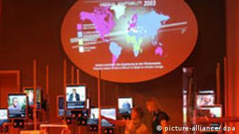 Mensch und Klima im Deutschen Hygiene-Museum