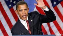 Barack Obama zur Irak Politik