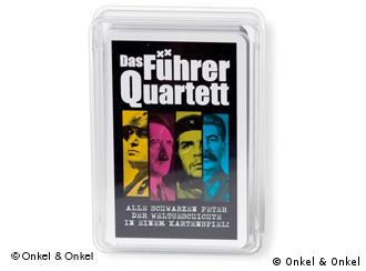 the card game Das Fuehrer Quartett