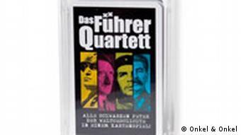 Das Führer-Quartett Verlag Onkel & Onkel Spielkarten