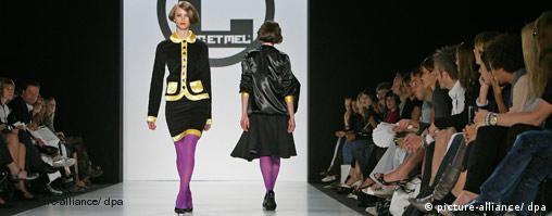 Fashion Week Berlin 2008