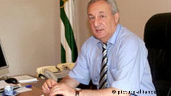 Abchasischer Präsident Sergej Bagapsch