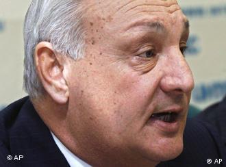 Sergej Bagapsh
