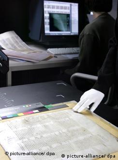 Escrito em grego antigo, documento é um dos maiores da Antigüidade