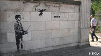 An example of street art