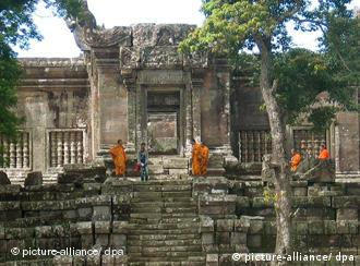 Both Thailand and Cambodia claim the land surrounding the ancient Preah Vihear Temple