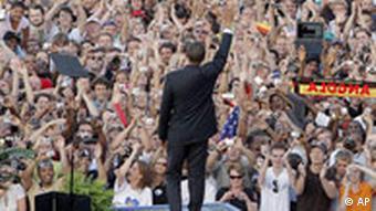 Obama speaks in Berlin