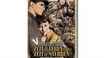 Cover der DVD Zeit zu Leben und Zeit zu Sterben
