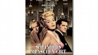 Cover der DVD Solange es Menschen gibt