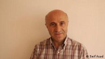 اسد سیف: نویسنده تبعیدی، کسی است تارانده شده از کشور خودی