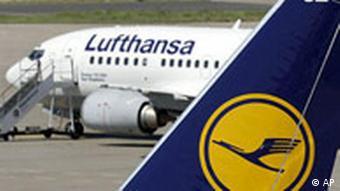 Deutschland Tarife Streik bei Lufthansa beigelegt