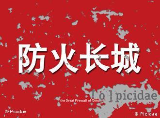 ### Hinweis: Bilder nur für den Artikel über das Projekt Picidae verwenden.### Firewall, China