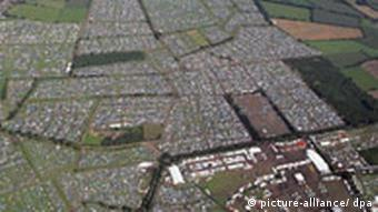 Wacken Open Air 2008 Luftbild