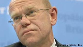 Thomas Steg Stellvertretender Sprecher der Bundesregierung