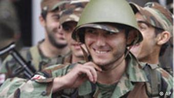 Gürcistan'da yedekler askere çağrıldı