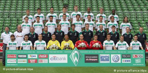 Momčad Werdera iz Bremena