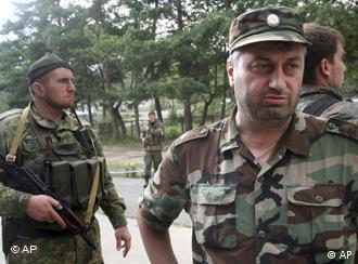 Predsednik nepriznate Južne Osetije Eduard Kokojti
