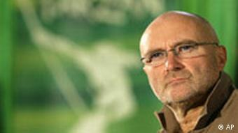 Phil Collins Komponist des Musicals Tarzan August 2008