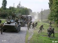 Конфликт на Кавказе повлиял на отношения Минска и Брюсселя