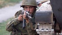 Kaukasus Konflikt August 2008