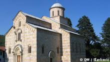 Kloster Visoki Decani im Kosovo