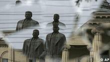 Georgien Russland Stalin Denkmal in Gori