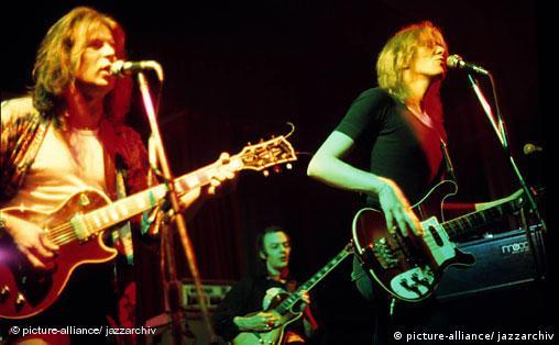 Немецкая рок-группа Amon Düül является одним из самых известных представителей краут-рока