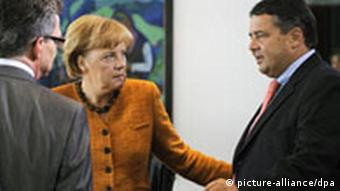 Kabinettssitzung Bundesregierung Angela Merkel Sigmar Gabriel