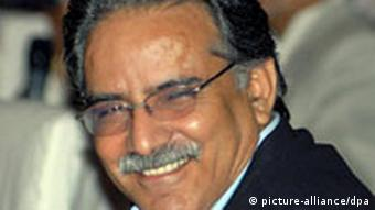Maoist ex-rebel chief Pushpa Kamal Dahal has blamed India of meddling in Nepal's internal affairs