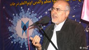 علی کردان، وزیر پیشین و متوفی کابینه احمدینژاد