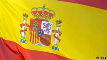Spaniens Nationalflagge