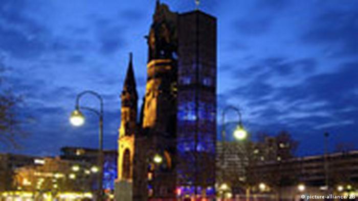 La Gedächtniskirche en Berlín