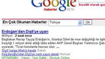 Google News in türkisch