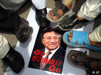 Musharraf is gone now but Pakistan's lawyers still have a lot to complain about