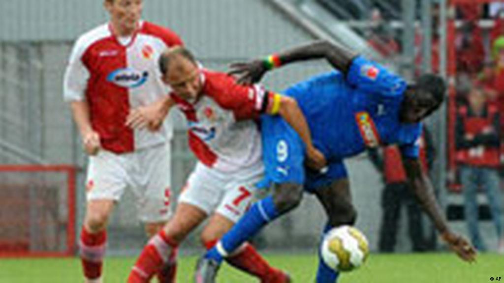 Германия региональная лига бавария таблица футбол