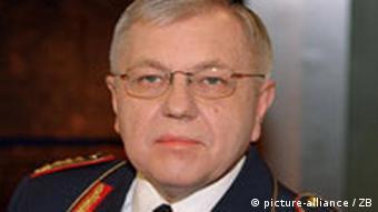 Ex-military chief of staff Harald Kujat