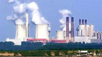 RWE Kohlekraftwerk