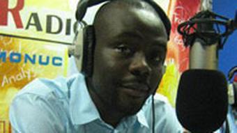 Porträt Cedric Kalonji